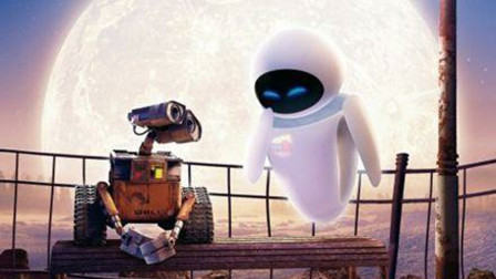 几分钟看完豆瓣高分动画电影《机器人总动员》清扫机器人逆袭之路