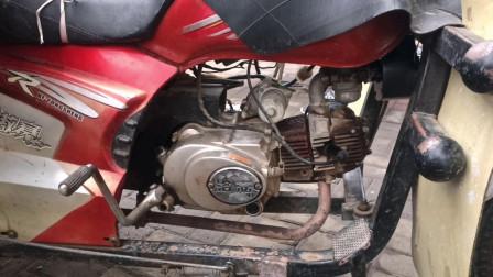 摩托车上坡没劲怎么办?别着急修理,教你更换一个高压冒就能修好