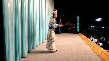 浙江中月婺剧团《三请梨花——离别了青龙山》鲍文铮