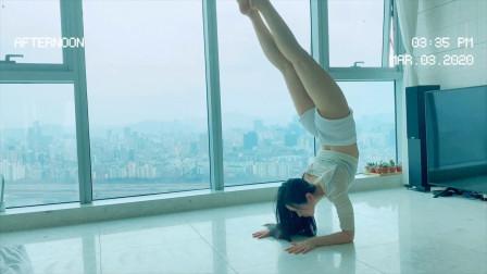 【1080P】韩国 瑜伽SANG-A(134)