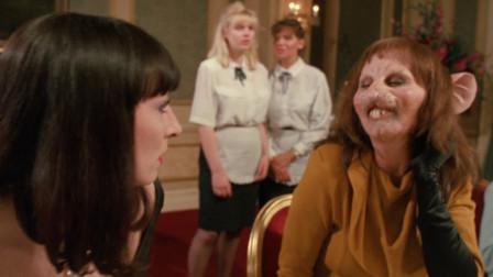 恐怖女巫举行聚会,男孩故意将魔药倒进汤里,女巫全变成老鼠