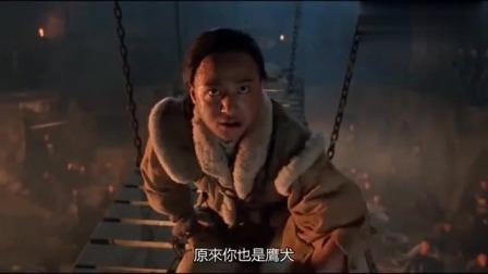 影视:这简直就是古装版监狱风云,这才叫武侠动作猛片,招找凶狠凌厉!