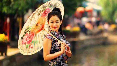 旗袍秀《水乡新娘》