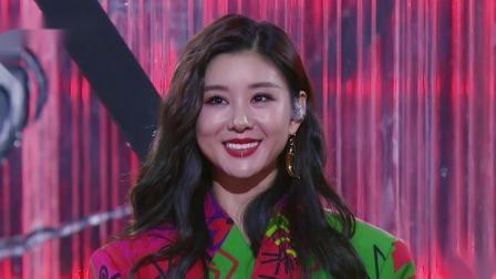 李小萌rap炸场A到爆,盐甜姐姐唱跳俱佳 跨界歌王 第五季 20201001