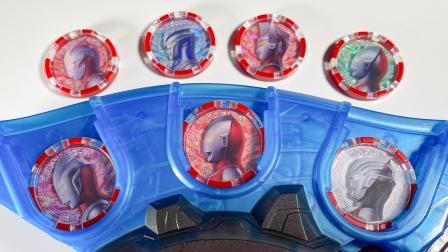 收录了欧布奥特曼的所有音效!泽塔升华器 欧布重光爆炎疾风玩具
