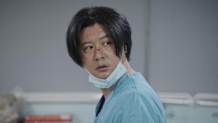 师兄连亲人的最后一面也未见到,乐彬给病人带去了希望