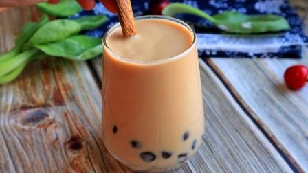"""如此做的""""珍宝奶茶""""靠谱接地气,味道不输奶茶店,的确爱了"""