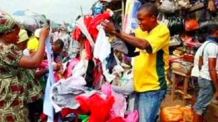 中国无偿捐赠的旧衣服,运到非洲后变成了什么,看完你还会捐吗