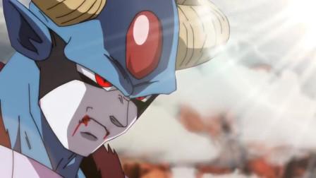 龙珠超第2季动画:天使陨落,悟空暴走