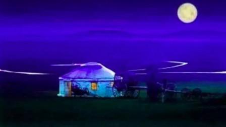 《星光大道》年度总冠军傲日其愣演唱《月光如水》