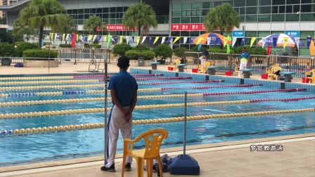 深圳游泳比赛|小纪录片(还有小汇报)