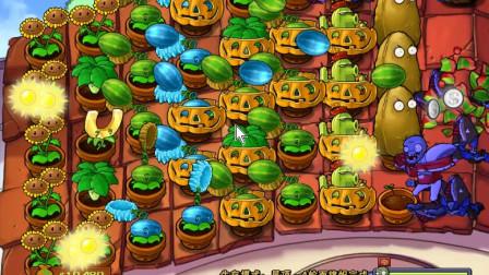 全网挑战植物大战僵尸无尽关卡,每晚九点约战!