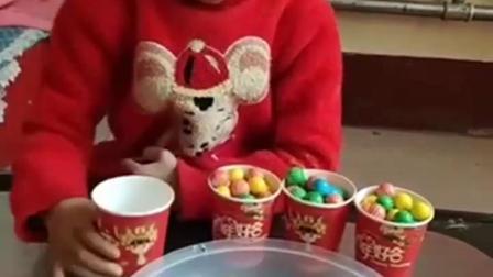 有趣的童年:这么多的西瓜泡泡糖啊