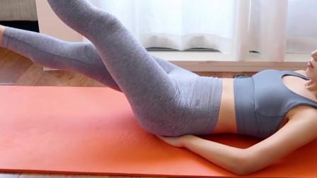 瑜伽体式训练,针对腹部燃脂塑型的练习,提升腹部紧致线条!