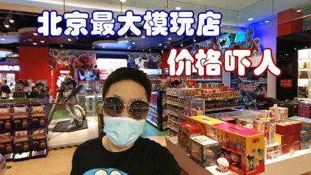 到北京最大模玩店打卡,想剁手却被价格劝退-刘哥模玩
