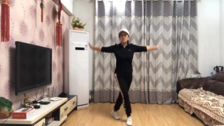 鬼步舞《对面的小姐姐》大家都在跳,百跳不厌,越跳越喜欢