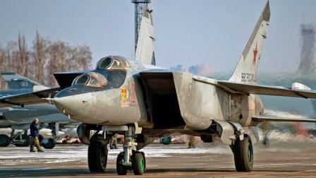 """能在2万米高空飞行,速度可达3马赫,米格-25""""狐蝠""""传奇"""