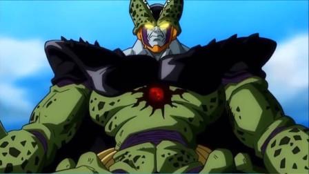 龙珠支线第七话:沙鲁提前出世,靠修炼达到闪电沙鲁加入Z战队