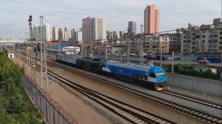 【火车视频】大连站车迷候车室-422