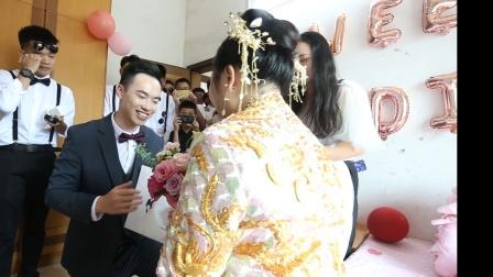 2020-10-04-汤泽辉&汤洁怡-婚礼席前回放