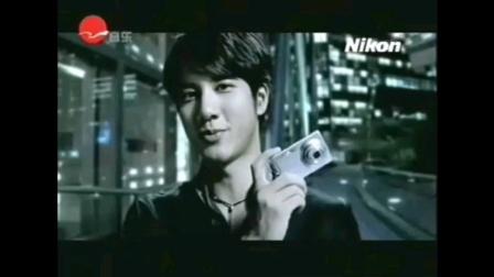 王力宏 尼康COOLPIX S200数码相机 30秒广告