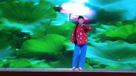 """淇河环保局""""舞动朝歌  欢乐淇县""""专场  河南豫剧 红灯记选段《提起日寇心肺炸》演唱:李素平  拍摄:淇河摄影"""