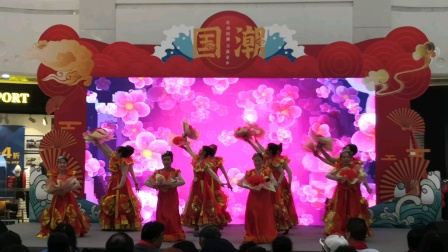 节日舞蹈(祝福祖国〉