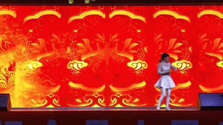 """淇县环保局""""舞动朝歌  欢乐淇县""""专场  杂技《力量》表演:濮阳市杂技团  珍珍  张凯  拍摄:淇河摄影"""