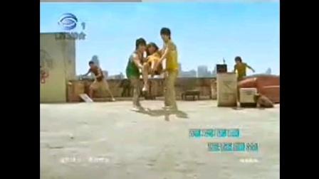 林俊杰 se7en 何洁 雪碧 泼水篇 30秒广告