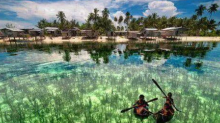 """世界上最清澈的海,肉眼可透视水下72米,却暗藏""""危机"""""""
