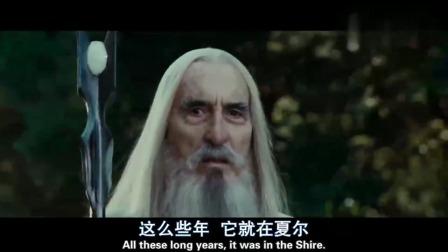甘道夫向巫师长求助,没想到巫师长已经投靠了大魔王
