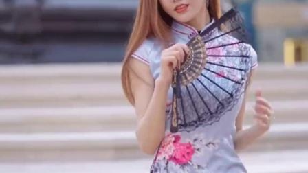 快来领取你的女孩!#旗袍#日常美女