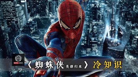《蜘蛛侠》冷知识:小蜘蛛早在钢铁侠中就已出场,票房达58亿!