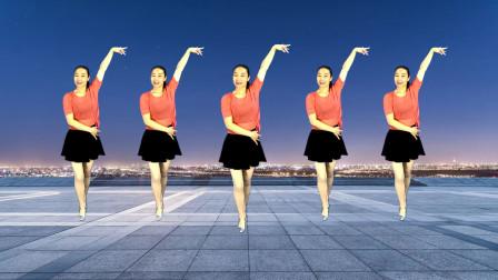 广场舞《火火的爱火火的情》时尚恰恰风旋律醉人欢快动听附教学