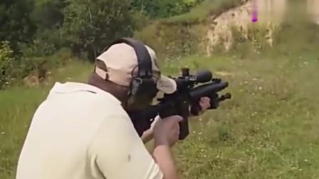 把高科技加载到常用的步枪上面,瞬间变得高大上了!
