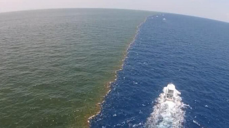 同为海水,为什么大西洋与太平洋的海水不相融?