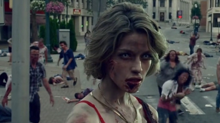 几分钟看玩丧尸电影《遗骸》女主遭男友抛弃化身丧尸女战士的故事