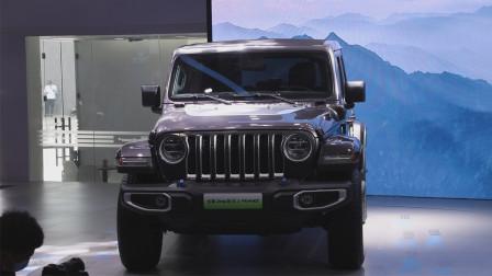Jeep携地表更强SUV家族重磅登陆北京车展