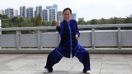 六广门健身气功八段锦姚鸿