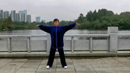 六广门健身气功大舞唐祝平