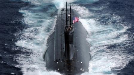 中美俄核潜艇下潜深度:俄1040米,美国600,中国令人惊喜