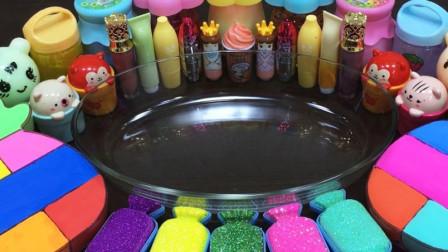 用米老鼠做泥!混合化妆,弗洛姆和更多的黏液