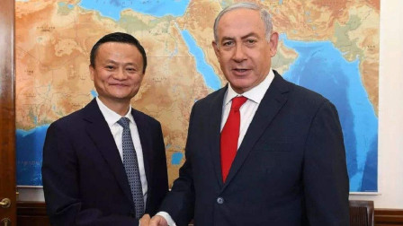 以色列总理调侃马云:淘宝买不到导弹吧?马云回答获全场称赞