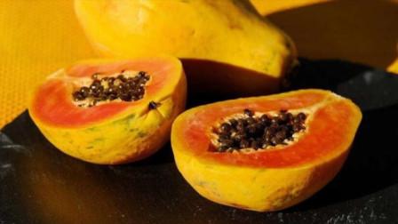 """木瓜和它是""""死对头"""",搭配禁忌要知道,对身体不好,快告诉亲人"""
