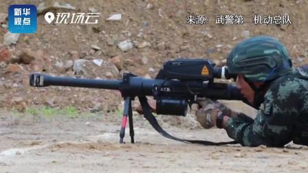 军媒播出武警各特种部队士兵同场比拼画面,80多名特战队员逐一对抗,看画面战士们是真拼了