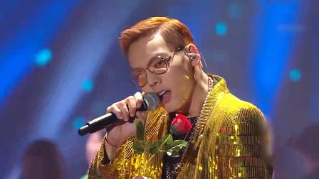 陈小春万万没想到,陈伟霆把《相依为命》唱成这样,开口惊艳全场