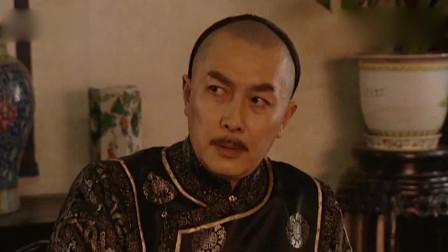 雍正王朝:十三爷出来的第一顿,雍正把好吃好喝的都拿出来,豪气
