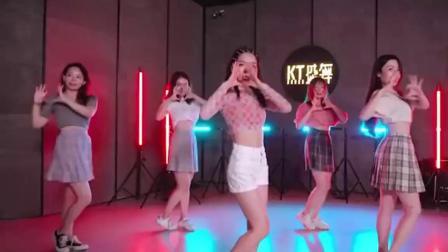 青春有你2主题曲舞蹈来喽#c位舞担挑战赛#青春有你2#yesok