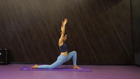 XO型腿腿再长也没用,如何拥有细直长腿,瑜伽私教4步带你练
