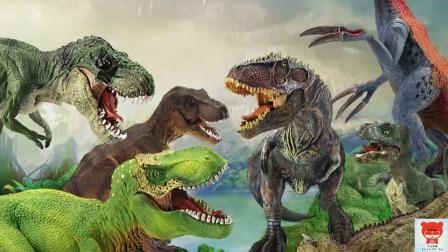 恐龙世界 恐龙蛋 侏罗纪世界对战乐高之夜莺不再吐佳音